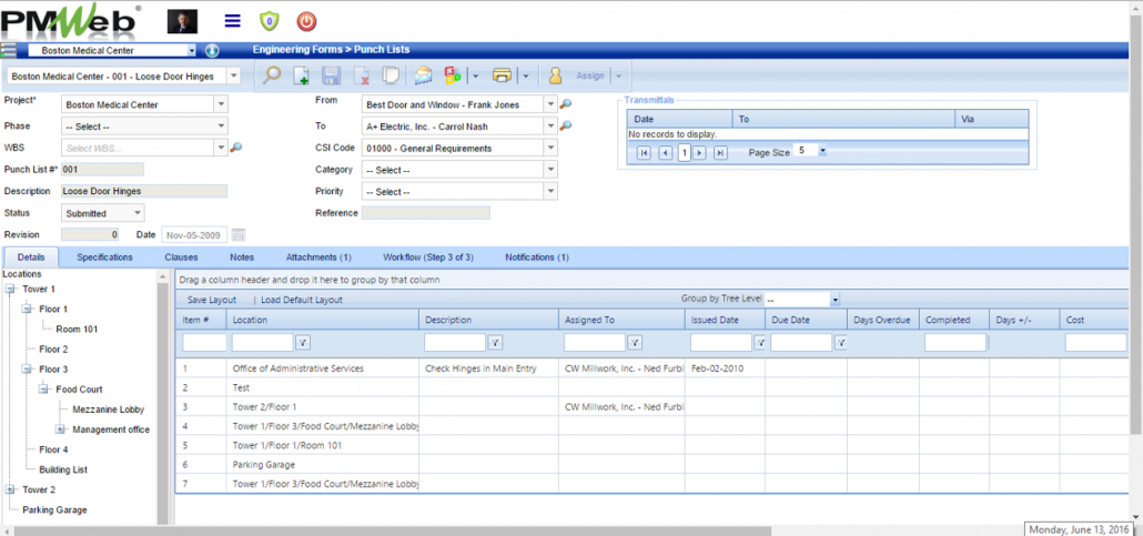 How Can Project Management Information Systems PMIS Support The – Submittal Transmittal Form